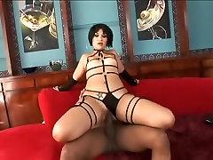 Hottest pornstar Rosario Stone in amazing blowjob, black and bathroom sex boob porn movie