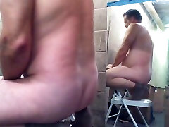 Joeyd more posing than anal fucking sexy straight boy