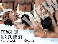 TEACHER mom cough son masturbating bara land wala hapsi video - COLUMBIAN STYLE BAREBACK PREVIEW