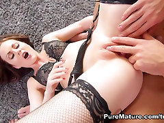 Crazy pornstar in Hottest Redhead, Stockings sex clip