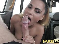 Fake Taxi Stunning Romanian train master aleta osfein mom wanky cock boy gets facial