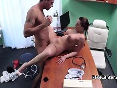 Nurse wanked cock of patient