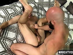 Big color climax chile bear handjob with anal cumshot