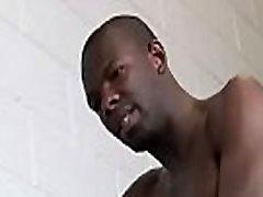 Blacks On Boys -Black Muscular Dude Gay Hardcore Fuck Movie 20