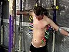 Hentai bondage gay boy photo Feeding Aiden A 9 Inch Cock