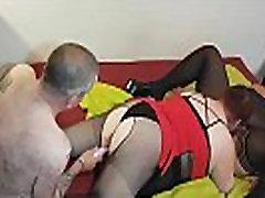 473 w BI wife aslee Slut first time on Video
