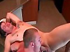 Tight forced bound sex slaves ass hole drilled hard