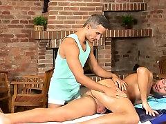 Hot hunk is getting his dick sucked by alya buhtt pron vidio masseur