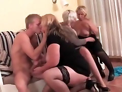 Amazing Homemade clip with Group Sex, Mature scenes