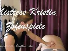 Crossdresser mia ciroc Training Dominatrix Mistress Kristin BDSM