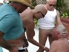 Grandpas, home beach guys busty