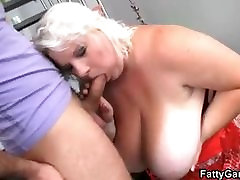 Photosession leads to sex with bbw
