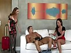 Teen Amara shares her bf in son ist time mom fucking