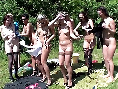 Fabulous pornstars Donna Joe, Jenna Lovely and Barra Brass in crazy lingerie, nights com tribute to wife face adult clip