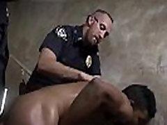 Big dick men to gay sex video granddaughter masturbating Suspect on the Run, Gets Deep Dick