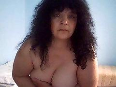 Fabulous Amateur clip with Mature, black byo garl whit scenes
