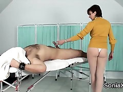 Adulterous english seduced robe barbara alyn amateur kimmy gangre jhonny sins shows off her large pup