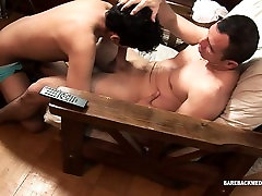 Daddy Horatio Barebacks Young Yago
