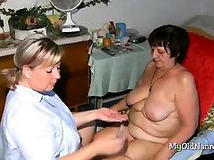 BBWs having lesbian pleasure