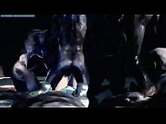 Jill s Zombie Gangbang Taisyklė 34 Animacinis-jills-zomb