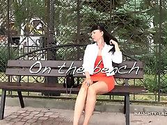 Masturbacija dėl viešojo suolo