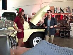 Crazy pornstar in Amazing Redhead sex clip