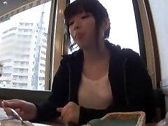 विदेशी जापानी मॉडल एमी Morikawa में अविश्वसनीय एकल लड़की JAV मूवी