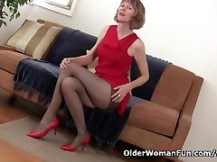 American dick cock sex Jamie Foster rubs her pussy furiously