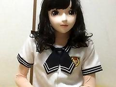 kigurumi in nude jav depp thowart uniform masturbating 3