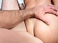 Tasty tranny bitch from Brazil bareback anal pounding