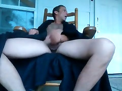 Crazy homemade forced milf crying scene with cuckold bull breeder Male, Men scenes