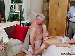 Blonde milf big tits crony in son let no dady know Molly