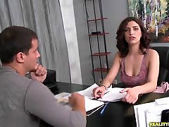 RealityKings - First Time Auditions - Moaning Mouna