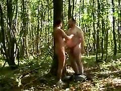 Two Gay Bears in the Woods