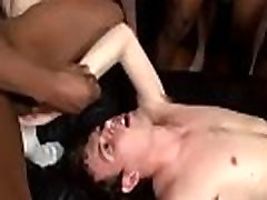 Video clip gay sex iran Bukkake with Nervous Nathan