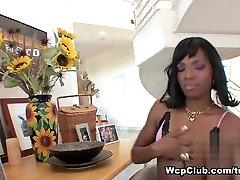 Amazing pornstar Prince Yahshua in Horny Facial, Black and Ebony xxx video