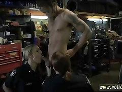White blonde big tits xxx Chop Shop Owner