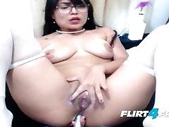 Anal Asian Kitten Kathie K DPs Herself