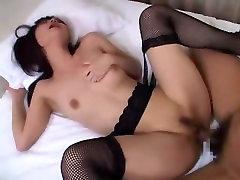 सींग का बना जापानी लड़की पागल, छोटे स्तन JAV वीडियो