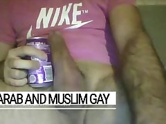 The biggest dick of Syria: 11-inch cock of Arab gay guy from Damascus