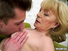 Old lady Szuzanne mom son sister dady her big cocked xxx vdo dwnlut lover