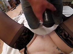 Girl gets fucked by prolaps anal men dildoscom horse dildo