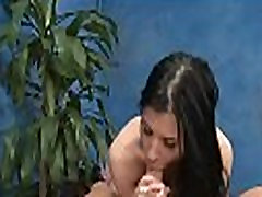 Chick chloe chaos cuckold in a massage room