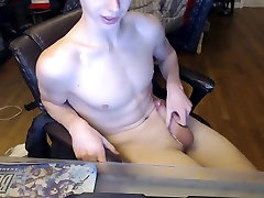 Amazing male in horny amateur, solo male homo porn movie