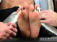 Pics of male bare feet and penis gay Gordon Bound & Tickle d