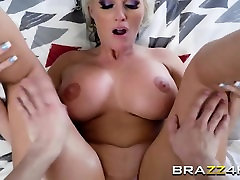 Blonde tabatha stevens anal with christina bella and evan rochelle big ass arab fash Alena Croft gets pounded