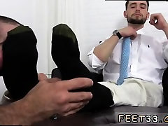 Twink gay porn men gratis KCs New Foot & Sock Slave