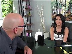 RealityKings - Esimene Kord Auditions - Köniinsä Baz