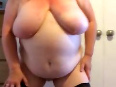 My BBW wife performs for another punter - Part 5