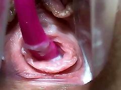 Up close and personal juicy vagina
